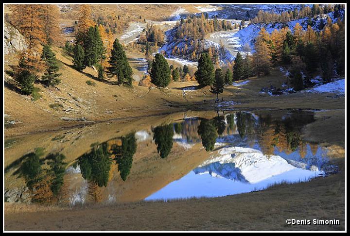 Photos le lac miroir queyras for Lac miroir queyras